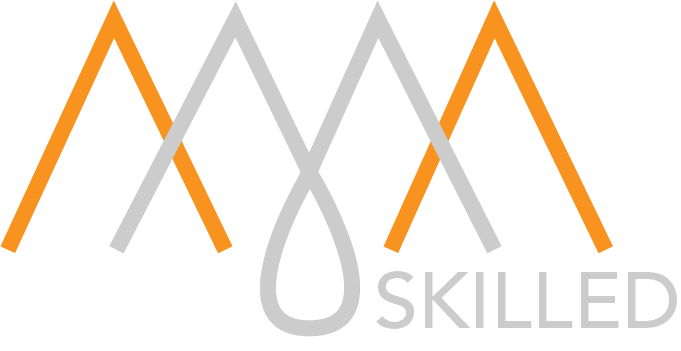 M&M Skilled Logo